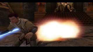 Star Wars Jedi Knight III: Jedi Academy - Chapter 14 - Korriban & Ending (Cutscenes)