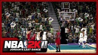 NBA 2K11: Jordan's Last Dance