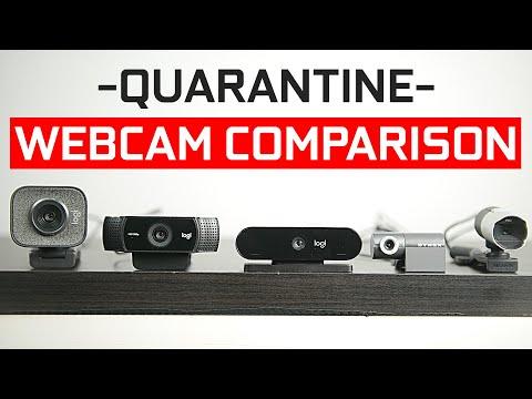 Ultimate Web Cam Comparison 2020