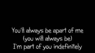 Always Be My Baby By David Cook w/ Lyrics