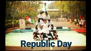 2K17 REPUBLIC DAY || PATRIOTIC DANCE PERFORMANCE ||RCOEM DANCE CLUB
