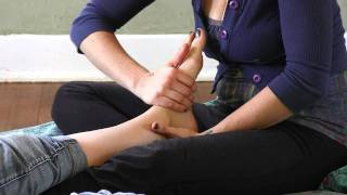 Foot Massage How To: Relaxing Pain Relief for Feet   Jen Hilman Massage Therapy Techniques