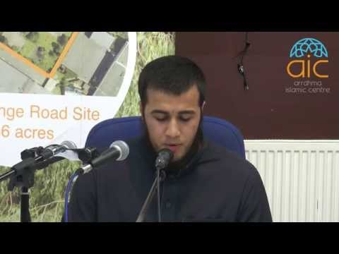 Quran Recitation by brother Ibrahim Azizi