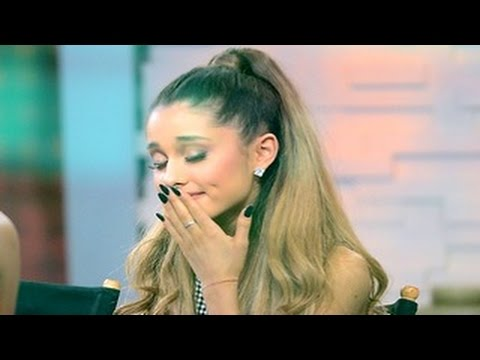 Ariana Grande Talks About Big Sean's D**K In A Subtle Way