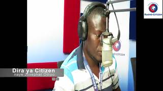 Dira ya  Radio Citizen naye Josephat Odipo