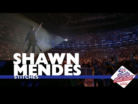 Download Shawn Mendes - 'Stitches' (Live At Capital's Jingle Bell Ball 2016) On Musiku.PW