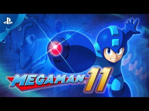 Xxx Mp4 Mega Man 11 Announce Trailer PS4 3gp Sex