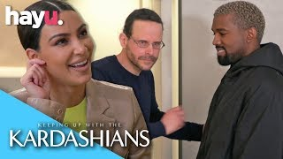 Kim Kardashian And Kanye West Visit A Medical Medium! | Season 16 | Keeping Up With The Kardashians