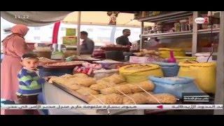 سوق نمودجي بالبرنوصي في الدارالبيضاء للمساعدة الباعة المتجولين
