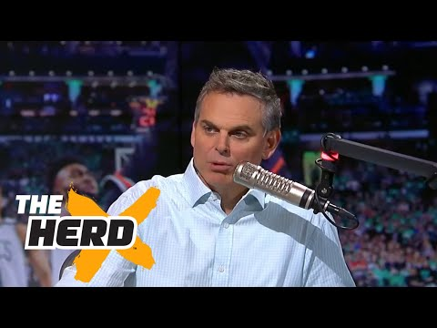 Colin Cowherd reacts to the death of Aaron Hernandez THE HERD