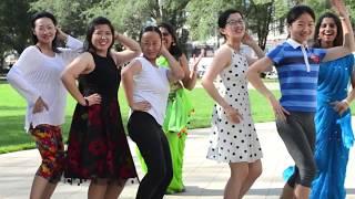 Jimikki Kammal Chicago Version - Jimikkis from America Challenge
