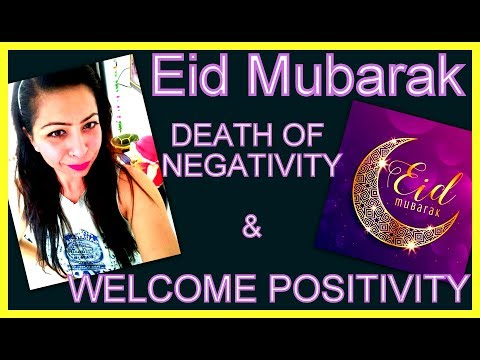 Eid Mubarak From Fat to Fab Suman Thareja | Death of Negativity and Welcome to Positivity
