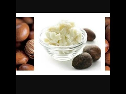 How to get Pure Raw Shea butter from Ghana