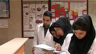 کلیپ دست ساز بچههای طبِّ شهید بهشتی ورودی ۸۳