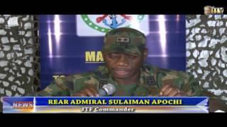 JTF arrests leader of militant group in Niger Delta