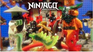 LEGO Ninjago Movie 3 - War of the Titans: Yang vs Nadakhan!