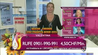 ESO.TV, 14.10.2017. - Valentina, Marcus