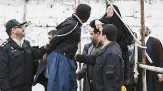 Iran Murder Victim's Mother Stops Hanging