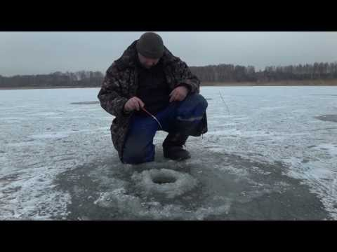 рыбалка в большеречье видео