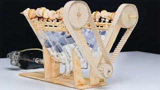 How it Works? V8 Engine Model - DIY at Home