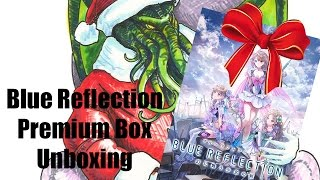 Cthulhu-mas | Blue Reflection Premium Box Unboxing
