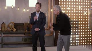 Ant-Man 🐜 Paul Rudd and Michael Douglas 🐜 Promo HD