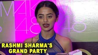 Helly Shah At Rashmi Sharma