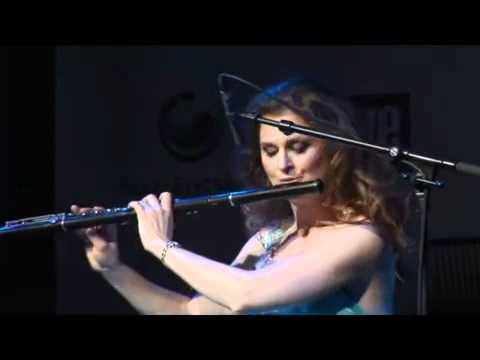Karin Leitner cancion titanic en flauta tranversa