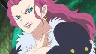 One Piece Episode 739 Sanji and Brook vs Sheepshead [HD]