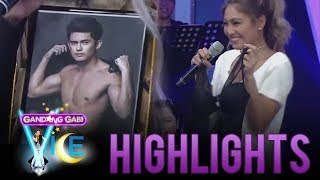 GGV: Nadine and James surprise Vice Ganda with their gifts