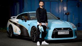 PUMA evoSPEED Car by Sergio Agüero for Manchester City