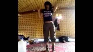 رقص سعودي وهاابي خنييث