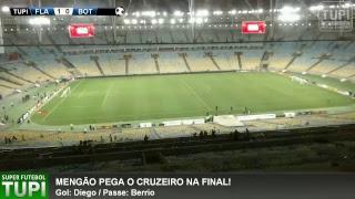 Flamengo 1 x 0 Botafogo - Semifinal - Copa do Brasil - 23/08/2017