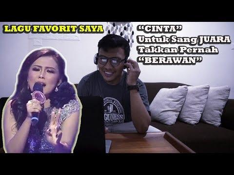 SEMPURNA UNTUK JADI JUARA : Selfi - Cinta Berawan | D'Academy Asia 4 | REACTION