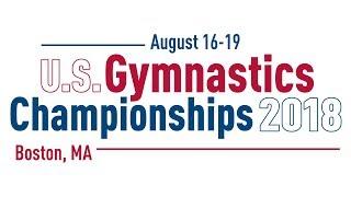 2018 U.S. Gymnastics Championships - Senior Men - Day 2 - International Feed