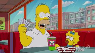 The Simpsons | The Simpsons Go To Denmark