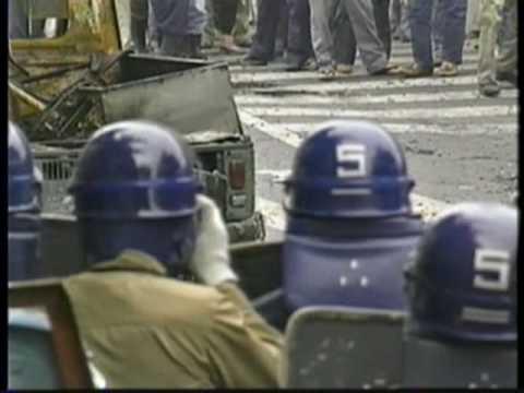 西成暴動 1990年 - PlayItHub La...