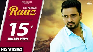 Latest Punjabi Song 2017 | Raaz ( Full Song) | Masha Ali | New Punjabi Song 2017 | White Hill Music