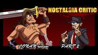 Conan the Destroyer - Nostalgia Critic