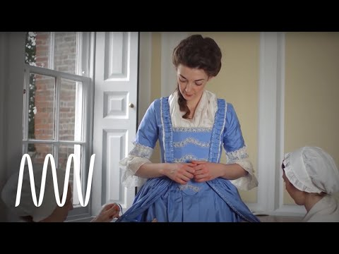 Xxx Mp4 Getting Dressed In The 18th Century 3gp Sex