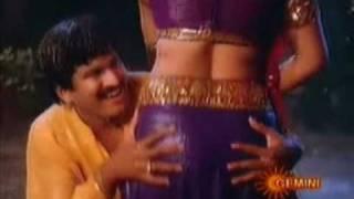 Ramya krishnan hot wet rain song