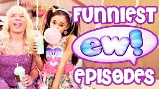 """10 Funniest """"EW!"""" Episodes with Jimmy Fallon"""