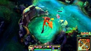 [BUG] Tahm Kench - Global W (Devour) | League of Legends