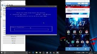 How to Install XP or any OS to an IMG file for Android Emulator | Part 2