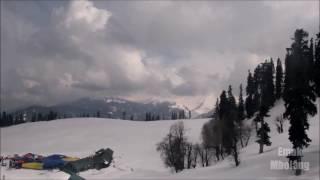 Gulmarg ski resort - Kashmir - India