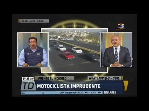 Xxx Mp4 Alto Mire Oiga Motociclista Imprudente Captado Por Las Cámaras 3gp Sex