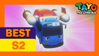 Tayo S2 EP17 Tayo's Space Adventure Part 1 l Tayo the Little Bus