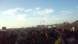 architecs moshpit @ rock am ring