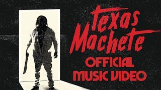 The Ghoulies // Texas Machete [Official Music Video]