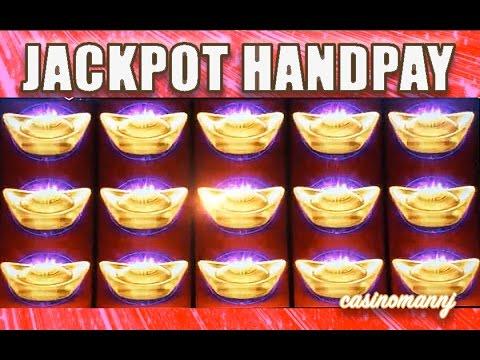 **JACKPOT HANDPAY** - Celebrating 30 MILLION Views - MEGA HUGE SLOT WIN! - Slot Machine Bonus